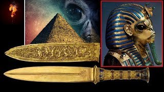 Tutankhamen's Dagger Is Made From