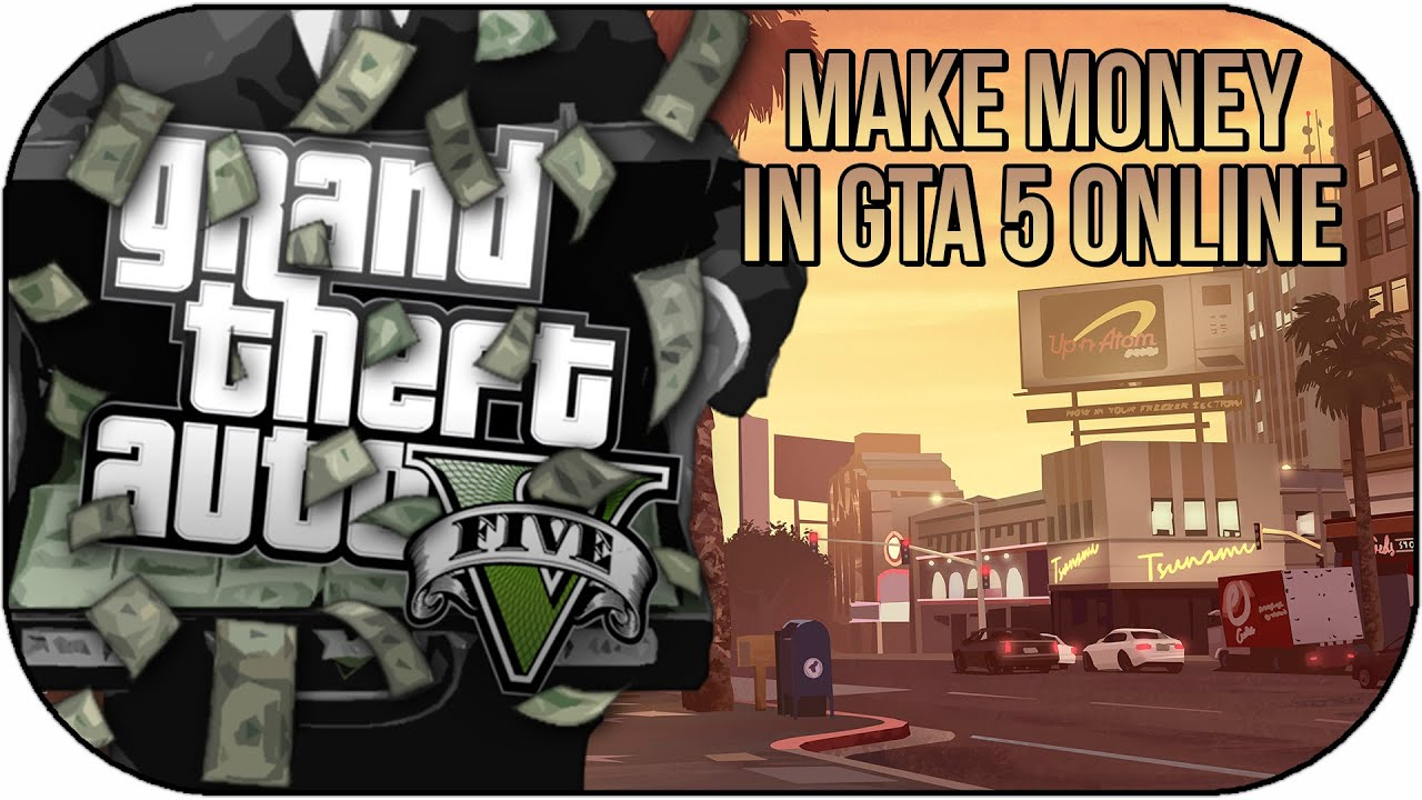 tmartn how to make money gta