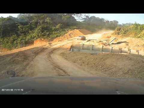 Part 1 Song To Kapit off road condition