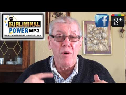 Subliminal Power Mp3 | About John Broome