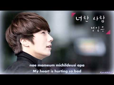 Jung Il Woo ~ Someone Like You(eng/rom sub)