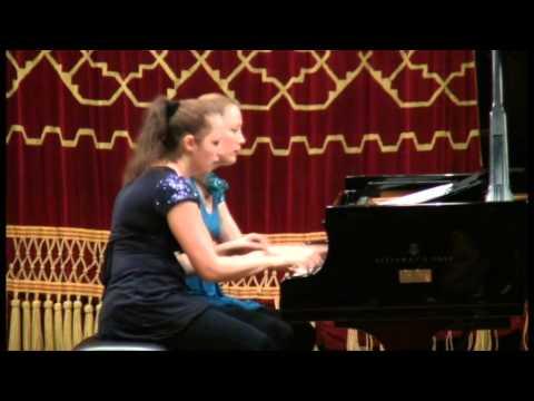 Laura & Beatrice Puiu - Fazil Say, Summertime Variations
