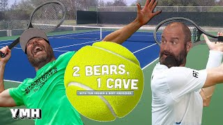 Bert's Pro Tennis Serve - 2 Bears 1 Cave Highlight