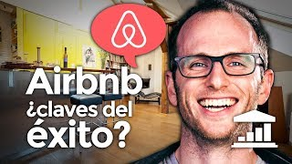 Cómo AIRBNB cambió la industria del TURISMO - VisualPolitik