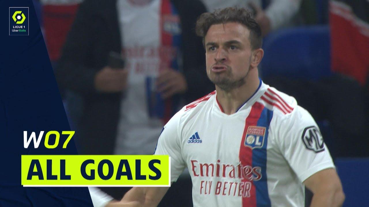 Download Goals compilation : Week 7 - Ligue 1 Uber Eats / 2021-2022