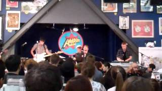 Foster the People - Warrant LIVE @ Amoeba Records