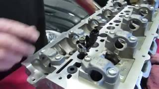 Fuel Injector Replacement On Late Model Land Rover 5.0L V8 Vehicles