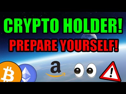 BREAKING AMAZON LAUNCHING OWN CRYPTOCURRENCY YouTube