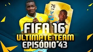 Fifa 16 Ultimate Team - PRESSÂO TOTAL!!! Parte #43 (Xbox one)