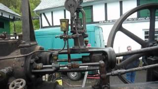 Floether Lokomobil Bj. 1933 - Wiederinbetriebnahme nach 66 Jahren