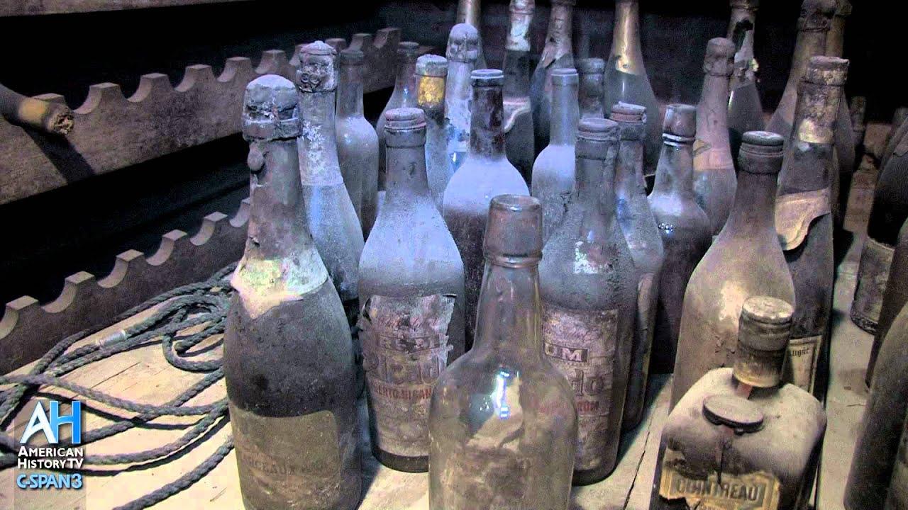 American Artifacts Woodrow Wilsonu0027s Wine Cellar with Frank Aucella & American Artifacts: Woodrow Wilsonu0027s Wine Cellar with Frank Aucella ...
