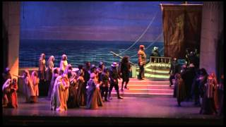 "Otello - Act 1 Opening ""Una vela..."" and ""Esultate"""
