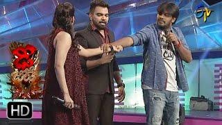 Reshmi & Sudheer Intro   Dhee Jodi   4th January 2017  ETV Telugu