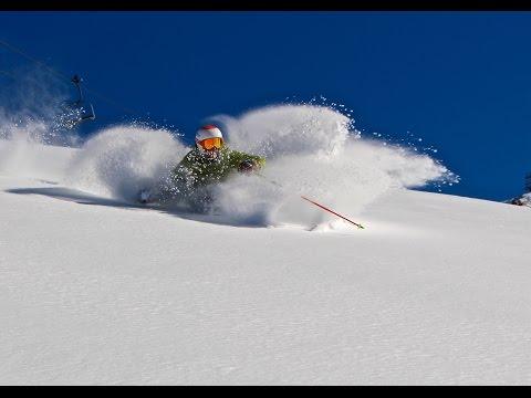 Valle Nevado Powder Skiing