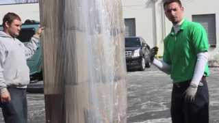How to Move a couch/sofa through a door- Movers Cincinnati