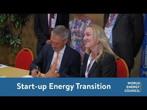 Swedish Energy Agency joins the Start-up Energy Transition initiative