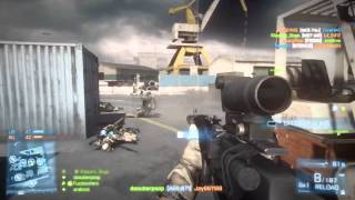Battlefield 3 - Live Commentary - Team Deathmatch - Noshahr Canals (BF3 Online Multiplayer Gameplay)