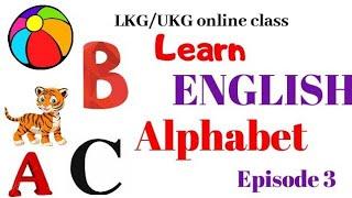 #LKG#online#class#alphabet#recognition#malayalam#activities