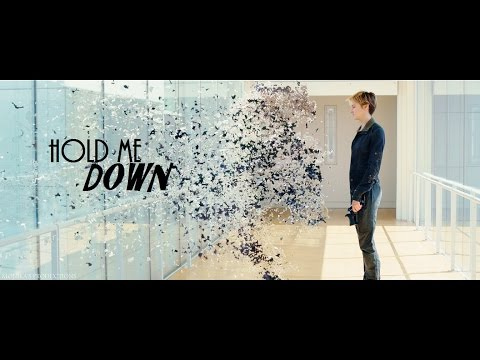 ►Tris Prior | Hold Me Down