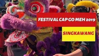 Festival Cap Go Meh 2019 di Singkawang | Vlog #17