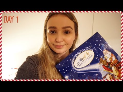 Cat Advent Calendar & College Chats   Vlogmas Day 1