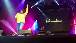 Hip Hop al Parque 2017 BahamadiaDj Eclipse