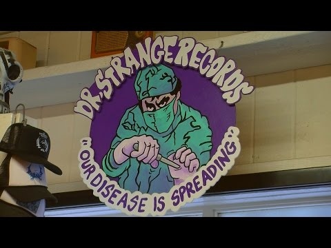 Dr. Strange Records | Cucamonga (Alta Loma) California | Record Stores Across America S07E01