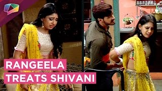 Veer PUNISHES Rangeela | Shivani becomes the TARGET | Ghulaam | Life Ok