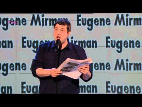 Eugene Mirman On Russell Howard's Good News