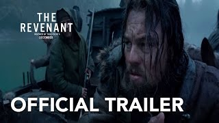 The Revenant | Official Teaser Trailer [HD] | 20th Century FOX