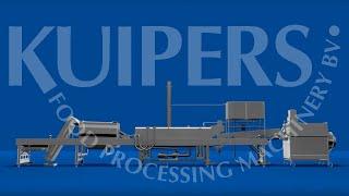 3D-Animation Pellet-Fertigungsanlage PP500
