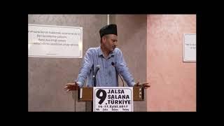 Müslüman Ahmediye Cemaati-2017 Calsası-Raşit Paktürk
