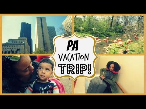 PENNSYLVANIA  VACATION TRIP SPECIAL!