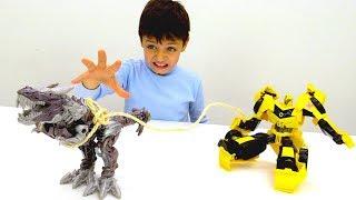 Трансформеры Автоботы проигрывают - Игры для мальчиков