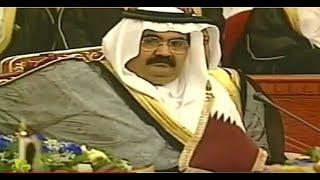 الشيخ زايد يلقن أمير قطر حمد بن خليفة درسا سياسيا قاسيا عقب انقلابه على مقاليد الحكم في قطر