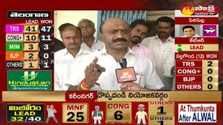 Challa Dharma Reddy Face to Face | Wins in Parakala | #TelanganaElectionResults2018