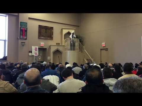 Abu Bakr El Shatry, Juma Khutba, 3-Mar-2017 Calgary, Canada