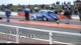 Moody drag race 1990