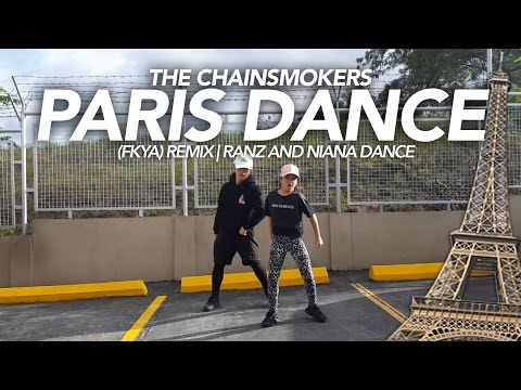 The Chainsmokers - Paris Siblings Dance | Ranz and Niana