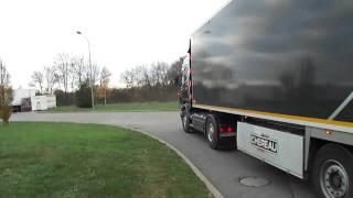 Scania R500 V8 Transports Barnaud Christophe