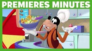 La Maison de Mickey - Premières minutes : Chef Dingo à gogo