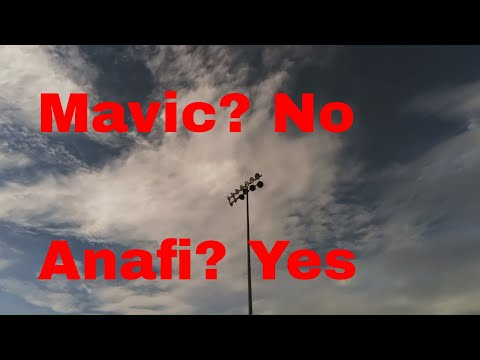 DJI Mavic Drone? No, Parrot Anafi? Yes Also Acts 17:1-4 Part 3
