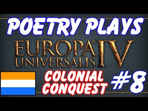EU4 Rights of Man - Colonial Conquest! - Episode 8  