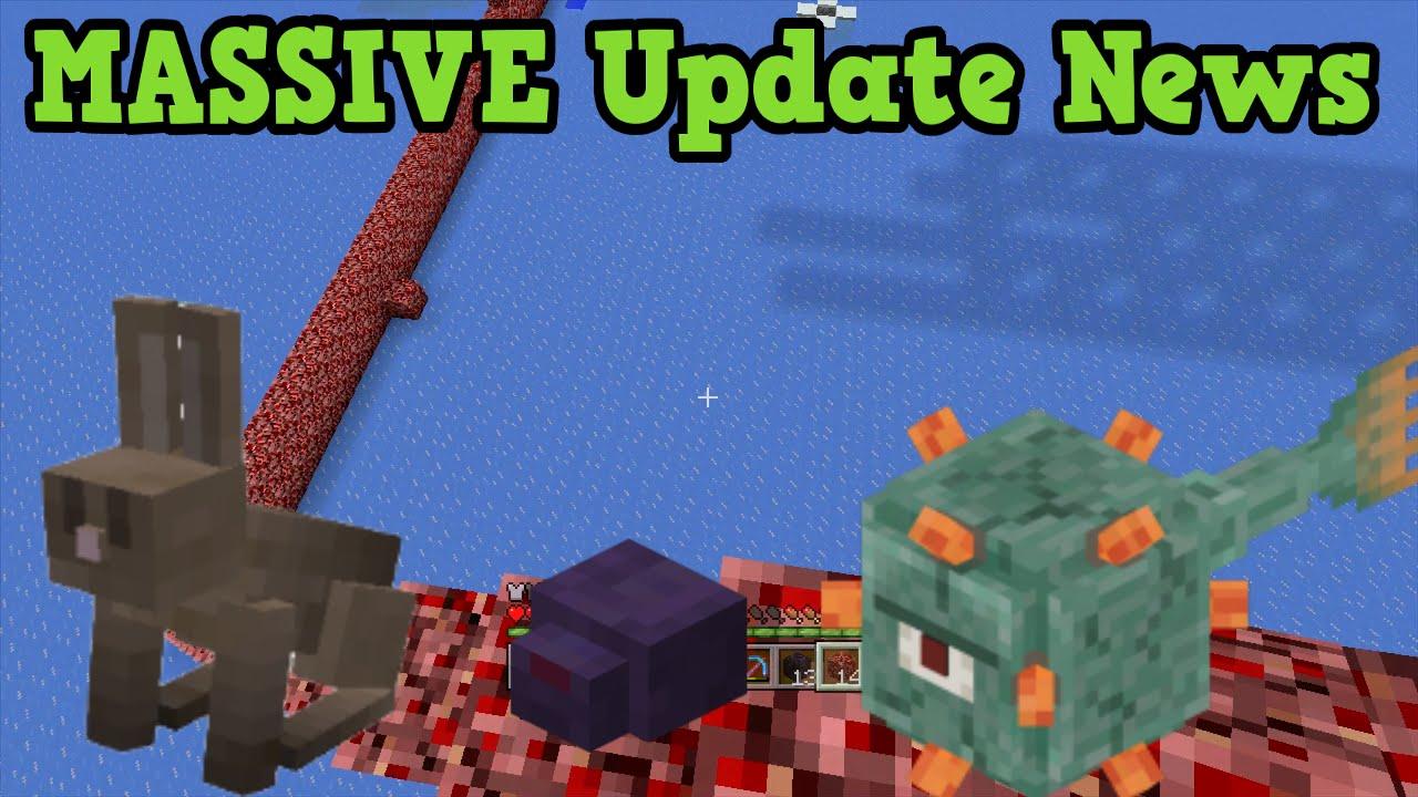 Minecraft Xbox 360 / PS3 UPDATE - MASSIVE NEWS (1.8 ...