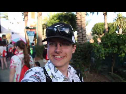 The Massive VidCon 2016 Vlog