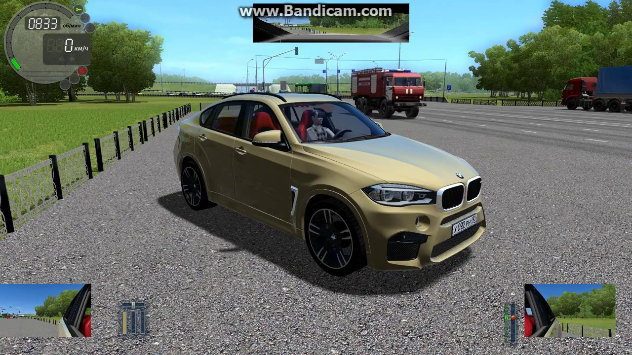 d3eca72fd41b BMW X6 M F86 для City Car Driving 1.5.2 - YouTube