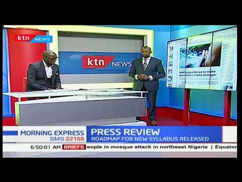 WHO urges Kenya to make anti-tobacco laws stronger