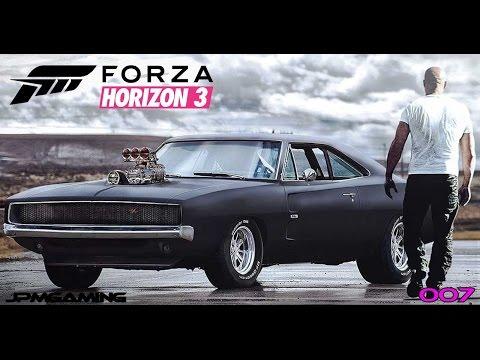 Dominic Toretto ist am Start ! | Forza Horizon 3 | 007