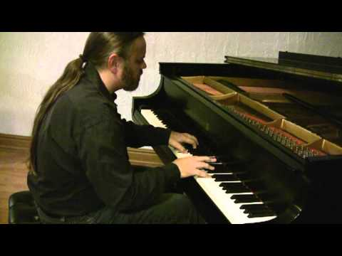 Liszt: Consolation No. 3 | Cory Hall, pianist-composer
