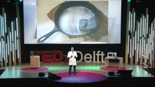 Self healing concrete and asphalt: Erik Schlangen at TEDxDelft
